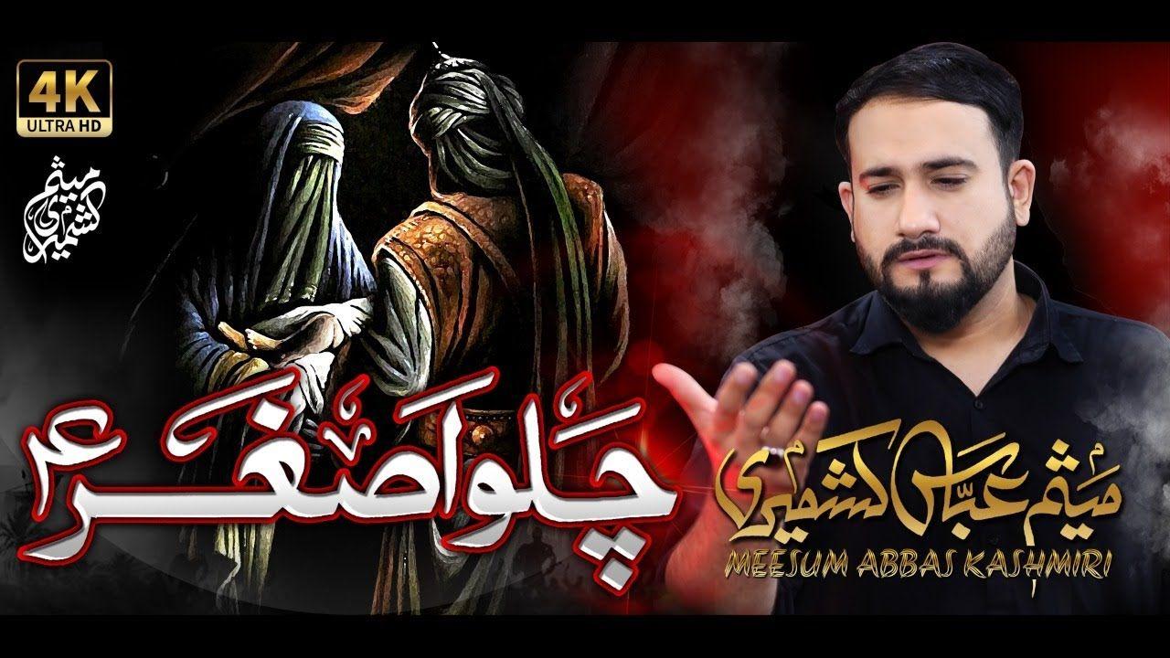 New Nohay 2021| Meesum Kashmiri| Chalo Asghar as| New Moharram Noha 2021-1443H | Ali Asghar as Noha