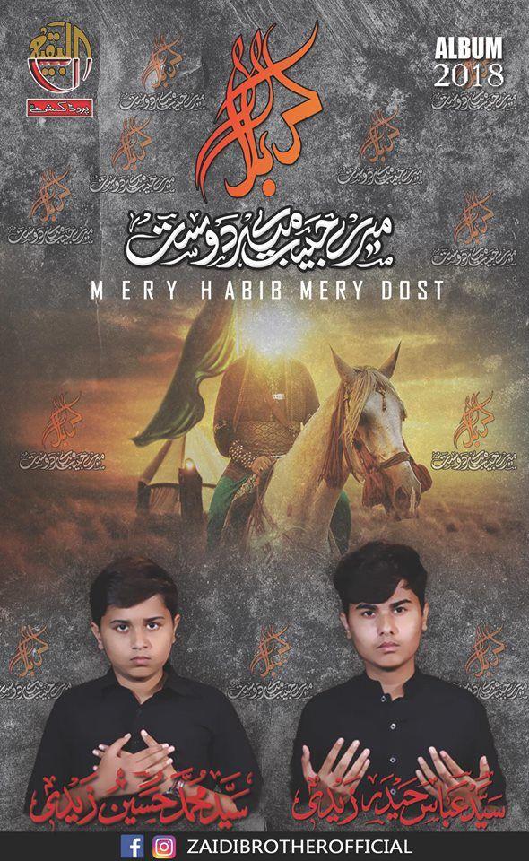 Waqt e Rukhsat Imam e Hussain (a.s) ashar by Miza Taish