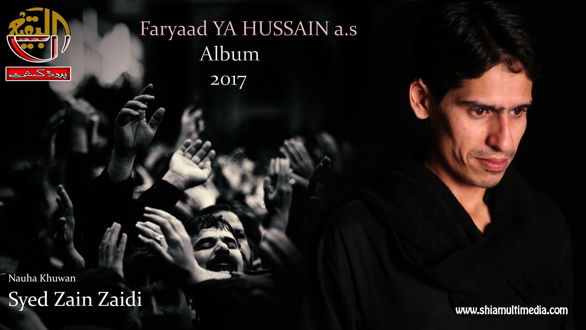 Syed Zain Zaidi