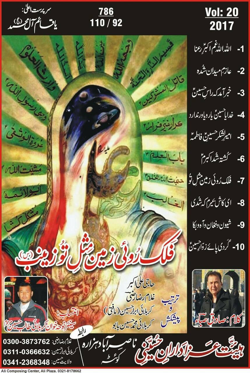 Zawar E Hussain Jan