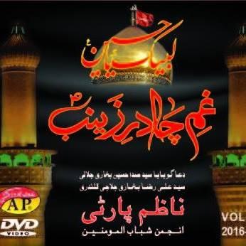 Hussain Aaj Hai Tanha