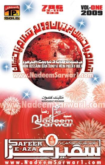 Syed Nadeem Raza Sarwar